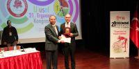 21.Ulusal Ergonomi Kongresi'nde ERGO-MTM modeli ile Emmanuel Calvez